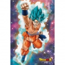 Art Crystal Dragon Ball Z Son Goku Puzzle