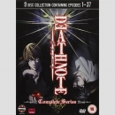 Death Note DVD Complete Collection