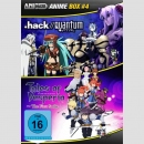 Animaze Anime DVD Box 4: .hack//Quantum / Tales of Vesperia