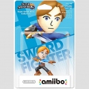 amiibo Super Smash Bros No. 49 Mii-Schwertkämpfer