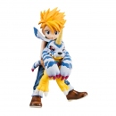 Digimon Adventure G.E.M. Statue -Matt Ishida & Gabumon-