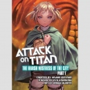 Attack on Titan: The Harsh Mistress of the City - Light...