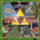 Original Japan Import Soundtrack CD -Zelda the Music-...