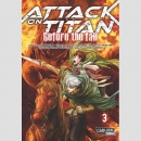 Attack on Titan - Before the Fall Bd. 3
