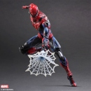 Play Arts Kai Variant Marvel Universe Spiderman