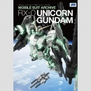 Mobile Suit RX-0 Unicorn Gundam Archive Book