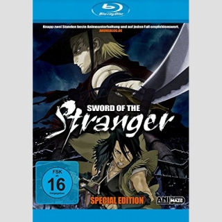 Sword of the Stranger Blu Ray