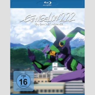 Neon Genesis Evangelion: 2.22 - You Can (Not) Advance Blu Ray