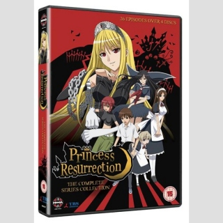 Princess Resurrection DVD Complete Collection
