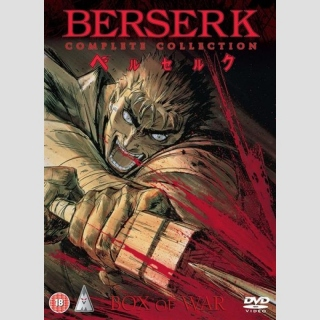 Berserk DVD Complete Collection