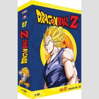 Dragon Ball Z DVD Box 7
