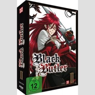 Black Butler DVD Box 2