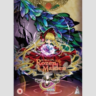 Rozen Maiden & Rozen Maiden Traumend DVD Complete Collection