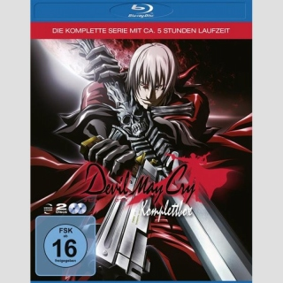 Devil May Cry Blu Ray Komplettbox