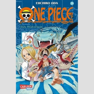 One Piece Bd. 29