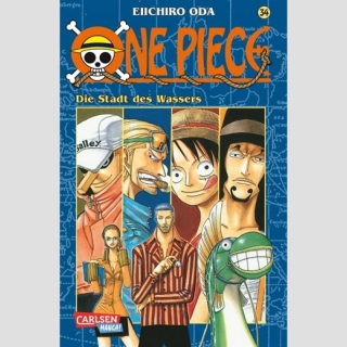 One Piece Bd. 34