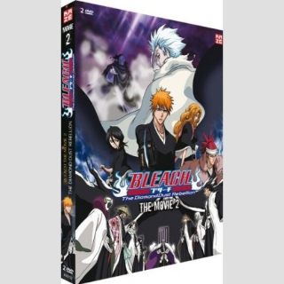Bleach DVD Film 2 mt Schuber The Diamond Dust Rebellion