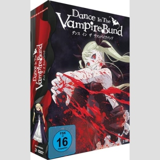 Dance in the Vampire Bund DVD Gesamtausgabe