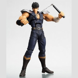 Legacy of Revoltech Fist of the North Star Kenshiro