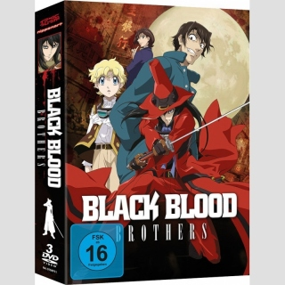 Black Blood Brothers DVD Gesamtausgabe