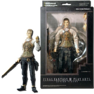 Play Arts Final Fantasy XII No. 3 Balthier