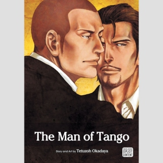 The Man of Tango (One Shot)
