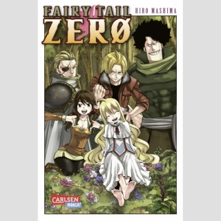 Fairy Tail Zero (One Shot)