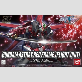 1/144 HG Gundam Astray Red Flame (Flight Unit)