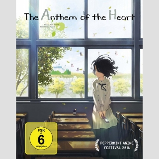 The Anthem of the Heart Blu Ray