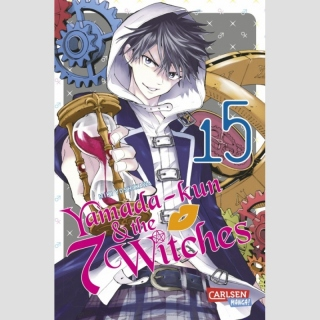 Yamada-kun and the seven Witches Nr. 15