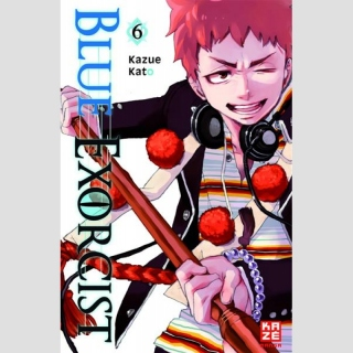 Blue Exorcist Bd. 6