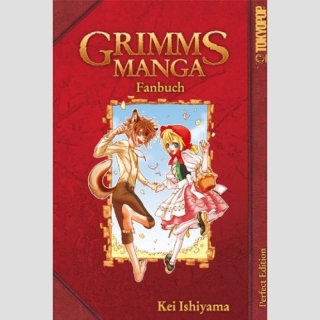 Grimms Manga Fanbuch (Hardcover, One Shot)