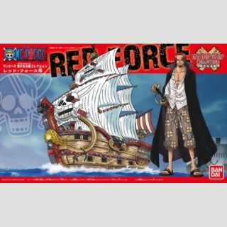 One Piece Grand Ship Collection 04 Red-Force
