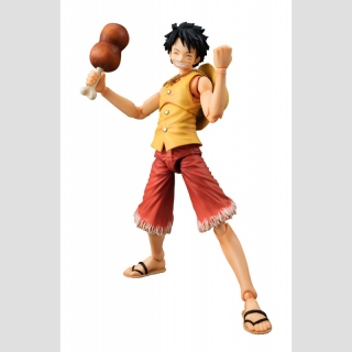 One Piece Variable Action Heroes Monkey D. Luffy Past Blue (Yellow vers.)