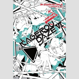Kagerou Daze - Light Novel vol. 6