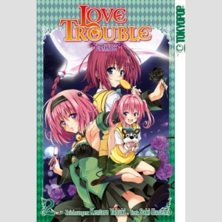 Love Trouble Darkness Nr. 2
