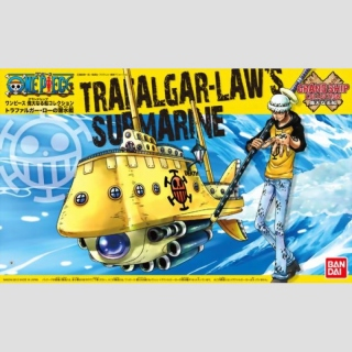 One Piece Grand Ship Collection 02 Trafalgar Law´s Submarine