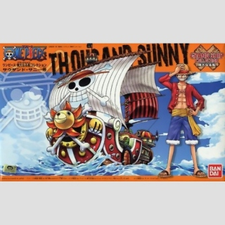 One Piece Grand Ship Collection 01 -Thousand Sunny-