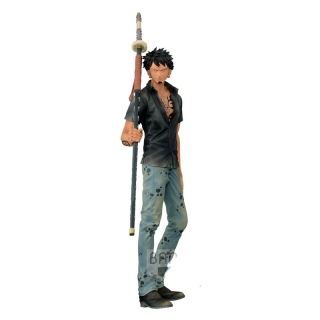 One Piece Super Master Stars Piece Figur Trafalgar Law 30 cm