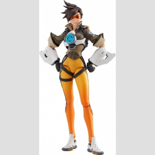 Overwatch Figma Actionfigur Tracer 14 cm