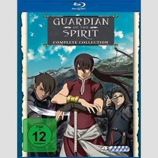 Guardian of the Spirit Blu Ray Complete Collection