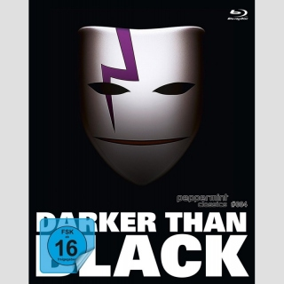 Darker than Black Blu Ray Gesamtausgabe