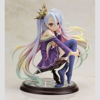 No Game No Life Statue 1/7 Shiro