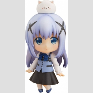 Nendoroid Is the Order a Rabbit?? Chino