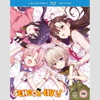 School-Live! Blu Ray/DVD Complete Collection **Limited Edition**