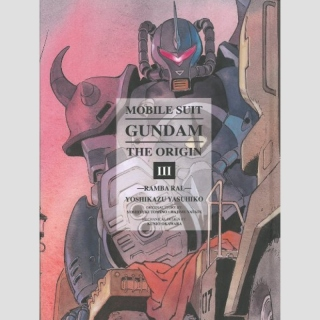 Mobile Suit Gundam: The Origin vol. 3 (Hardcover)