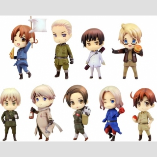Hetalia Axis Powers One Coin Grande Figure Collection TF