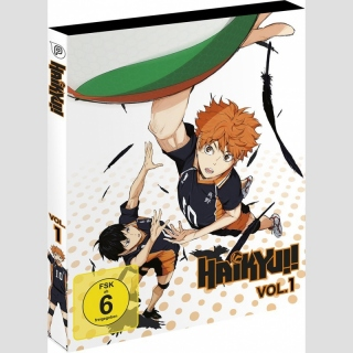 Haikyu!! Blu Ray vol. 1