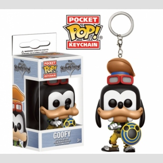 Pocket POP! Keychain Kingdom Hearts Goofy