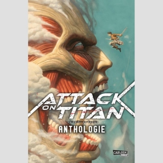 Attack on Titan - Anthologie (Einzelband)
